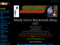 Shady Grove Blacksmith Shop